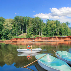 Lacul tineretului Sovata