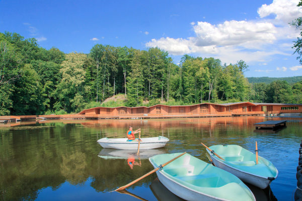 Ifjúsági-tó Szováta